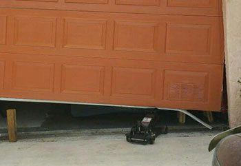 Track Replacement | Garage Door Repair Roswell, GA